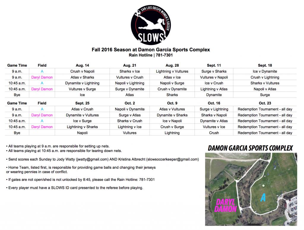 2016-fall-schedule